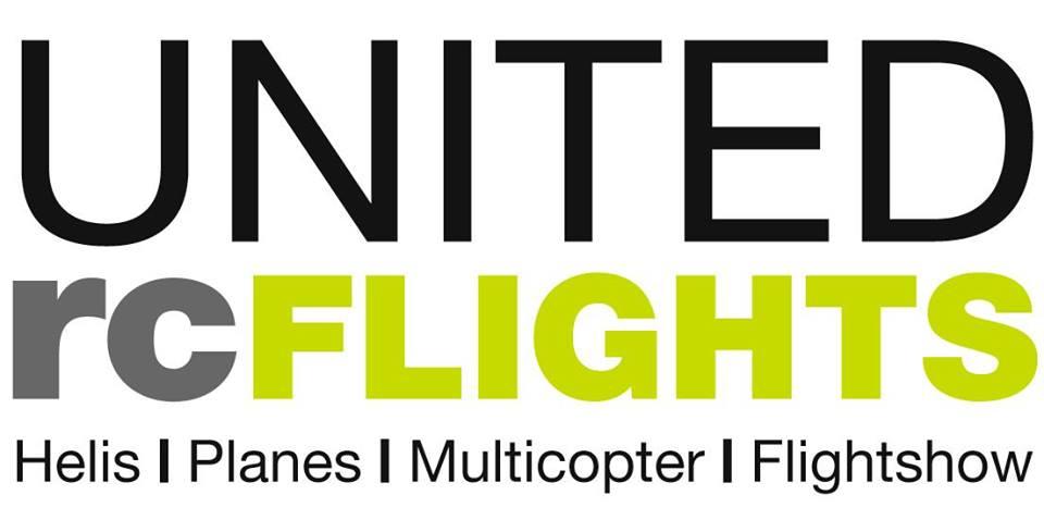 Kommen – staunen – wohlfühlen: UNITED RC flights 2016