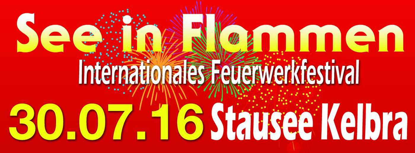 SEE IN FLAMMEN – 30.07.16 Stausee Kelbra