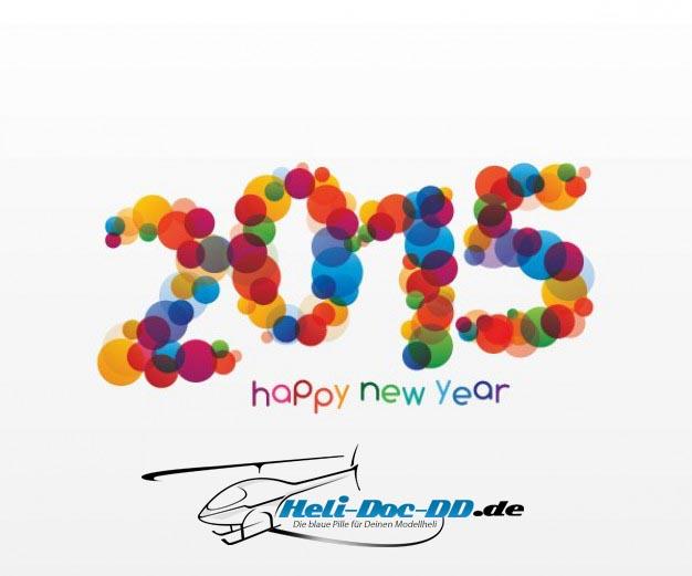 Happy New Year 2015 Helidoc