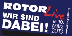 Rotor Live 2013