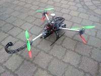 Hexacopter Scorpion mit DJI Naza